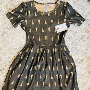 Lularue rare stunner dress new with tags